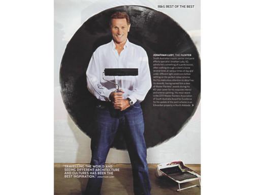 Australian House and Garden – October 2014 Issue