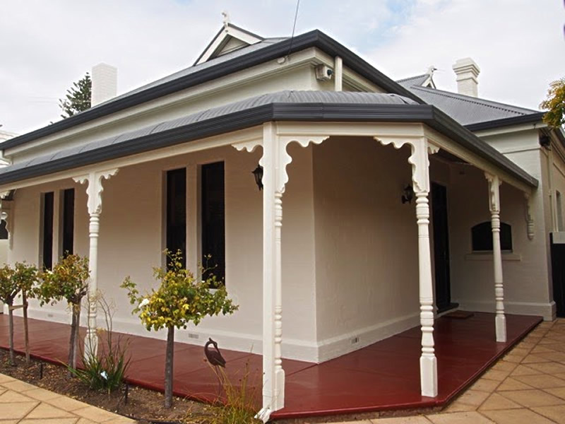 Henley Beach Exterior Paint