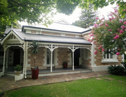 Heritage Home – Hyde Park